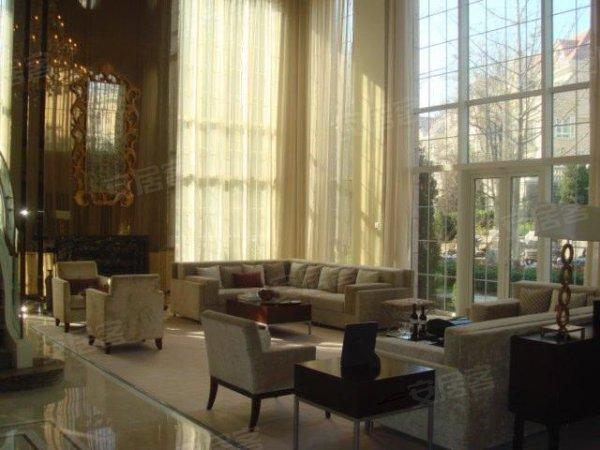 私家豪宅 豪华装修室内泳池花园1000平