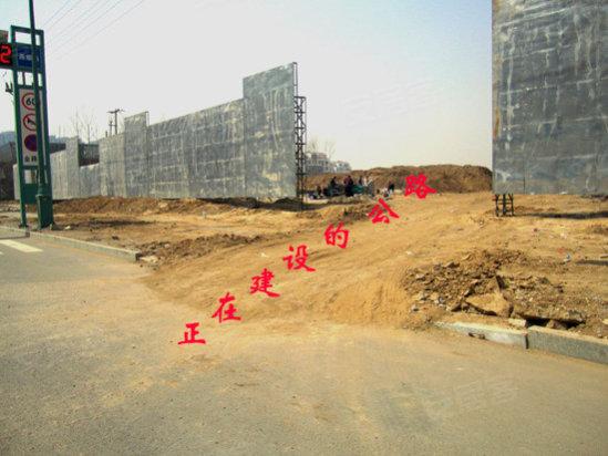 环北京外环公路规划图