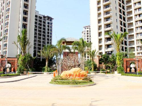 大印经典花园 紧邻万泉河的生态社区 特色楼盘
