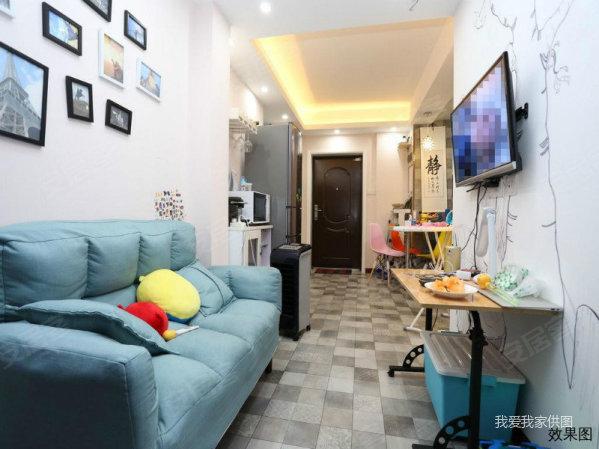 东岸家园好房子精装修 2室1厅小户型 低总价 位置好繁华商圈