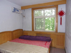[优置房源等您来看]三广广安小区中间层两居室部分家电临龙湖