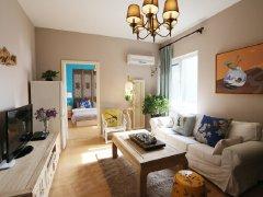 整租,德和沁园,1室1厅1卫,40平米