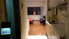 富华广场  精装公寓 难得的低价家电齐全 拎包入住