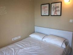 整租,现代城,1室1厅1卫,57平米