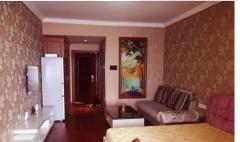 欧尚国际公馆精装公寓家电全带,首次出租租1300,低价抢租中