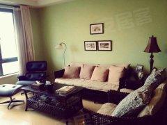 蠡湖魅力万科城,豪装两房,锁一个房间,作为单身公寓出租。