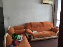 温江公园旁,套三中装家具家电齐全,带空调