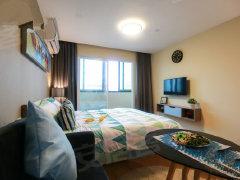一房一厅家具家电厨具齐全,室内设施齐全,随时看房,拎包入住