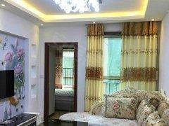 一室一厅,房间光线好,带空调