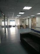 五缘湾运动馆国贸蓝海旁同安商务大厦 400平 精装直接办公