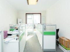 金泉家园办公房116平两居室,客餐厅想通,办公大气,高层敞亮