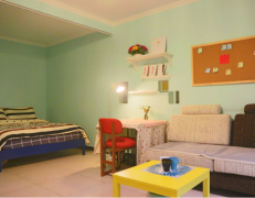 整租,文平小区,1室1厅1卫,40平米