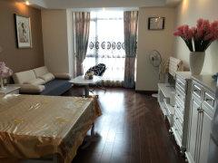 高档公寓 白领商务人士的首先 全新首次出租1房1厅 中冶昆庭