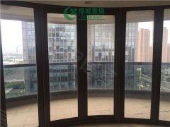 绿城绿园,圆弧阳台,4室203平米,宽敞明亮,已有精致硬装
