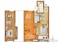 开发商新房销售!不是二手房!只卖不出租!77平米  62万