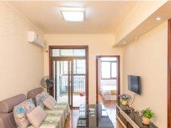 精装修1室1厅 带厨房带卫生间 家私家电全齐