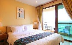瀚海银滩海景公寓,家电家具齐全拎包入住,租金2500每月急租