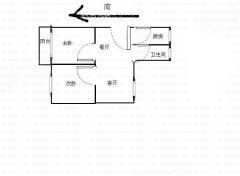 《芜湖路,包河公园对面,2室1厅,精装,交通便利生活方便》