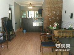 中海康城 两室两厅82平带大花园 可做托管教育美容店等等!