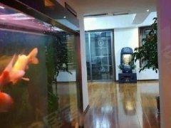 宛城荷花广场办公4室2厅178平米豪装