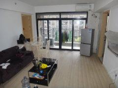 绿地城市广场 精装公寓楼,两居式,家电家具全齐,拎包即住
