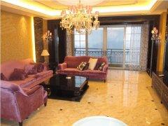 《三期地暖房》星河湾装修豪华,家具家电齐全,超低价租