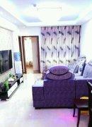 南明花果园T2区3室2厅一卫精装修2500/月家具家电全齐