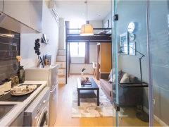 实图看房,温馨舒适一房出租,家电齐全,可拎包入住