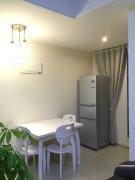 高档酒店公寓独立1房1厅,民用水电,带天燃气厨房,中冶昆庭