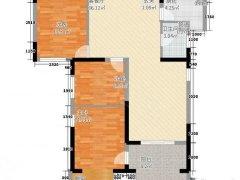 古城路盛唐至一尊 3室2厅109平米 精装修 押一付三