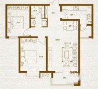 璟郡 2室2厅1卫93.88平米