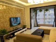 九都名郡豪装两室房,环境优美,拎包住,急租价位超低!