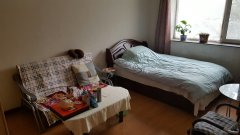 香坊沃尔玛安埠小区,二楼家电齐全干净半年付1350每个月