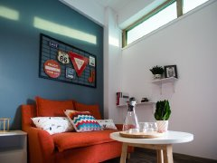 超低价位押一付一精装修房子干净整洁拎包入住