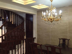 黄金地段豪华装修别墅适合会所及美容院