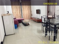 清城慧峰豪庭绿化2室1厅60平米精装修押二付一