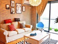 整租,河滨花园,2室2厅1卫,105平米