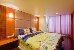 整租,中央豪庭,1室1厅1卫,55平米,押一付一