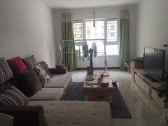 中海凯旋门87平米2室精装房屋出租  拎包即可入住