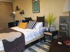 一房一厅 精装修 家具齐全 拎包入住
