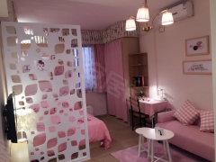 整租,万达广场小高层,1室1厅1卫,56平米