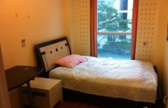 朝阳房间    采光好   明亮整洁   拎包入住