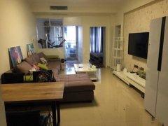 涪城临园口富临大都会新2室2厅80平米精装修半年付