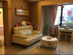 建安小区1室1厅1卫,押一付一,精装修。