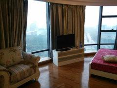 金东岸边上 秀东尚座 单身公寓 豪华装修拎包入住给你家的感觉