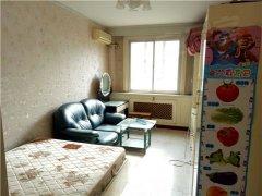 新村十字铁一院高层小区二室精装有简单家具家电可拎包入住
