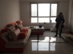 急租东海香港城 两室两厅 新房全新家具家电 1800