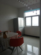 朱陈小学对过盛泰花园三居室带一部分家具床沙发餐桌整体厨房一套