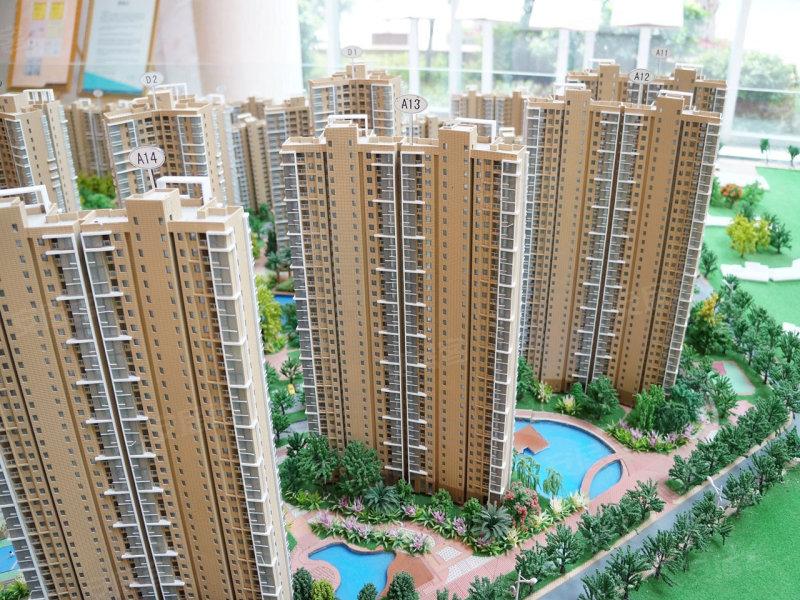 新城新世界规划图 高清图片