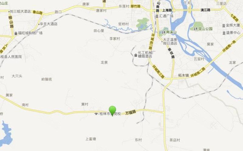 遂宁安居乡镇地图